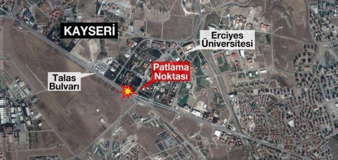 'Kayseri'de kan ihtiyacı bulunmuyor'
