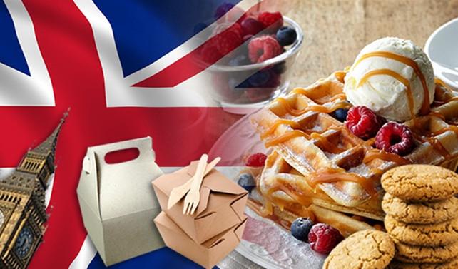 İngiliz firma fast food servis kutusu ürettirecek