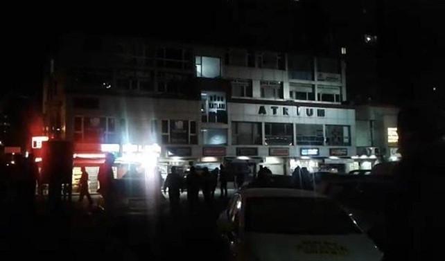 HDP binalarına saldırıya 9 gözaltı