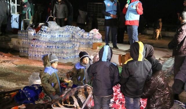 Suriye'de tahliyeler yeniden başladı