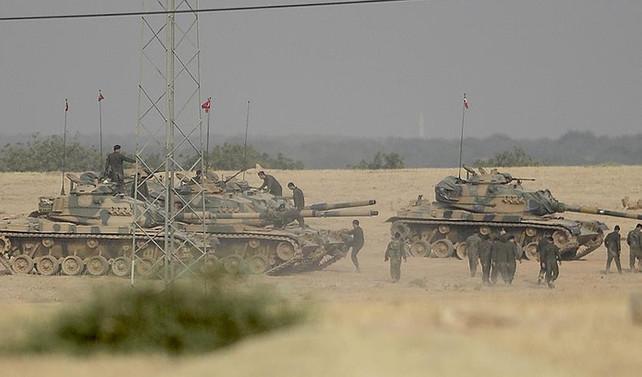 El Bab'da Türk askerine saldırı: 1 şehit