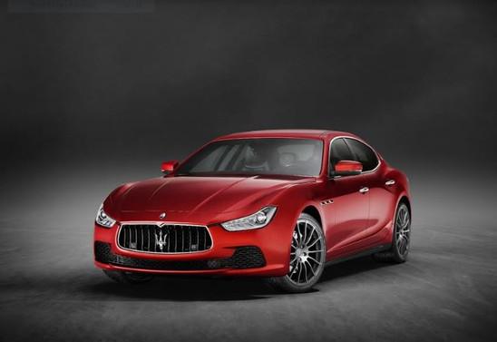 Yeni Maserati Ghibli Türkiye'de