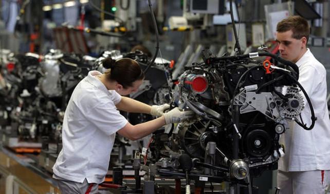 Almanya'da ekonomiye güven 3 yılın zirvesinde