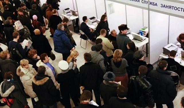Rusya'da gelirler düştü, işsizlik yerinde saydı