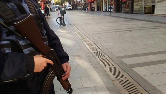 İzmir'deki bomba ihbarı asılsız çıktı