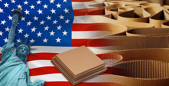 Amerikalı müşteri oluklu karton ithal etmek istiyor