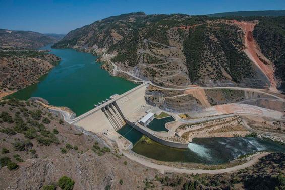 Limak'tan yeni hidroelektrik yatırımı