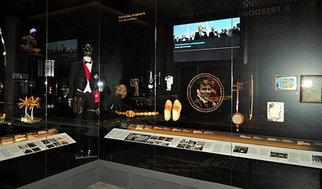 Abdullah Gül Müzesi pazar günü açılıyor