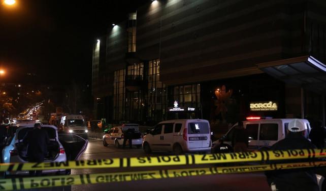 Saldırganın yakınları gözaltında
