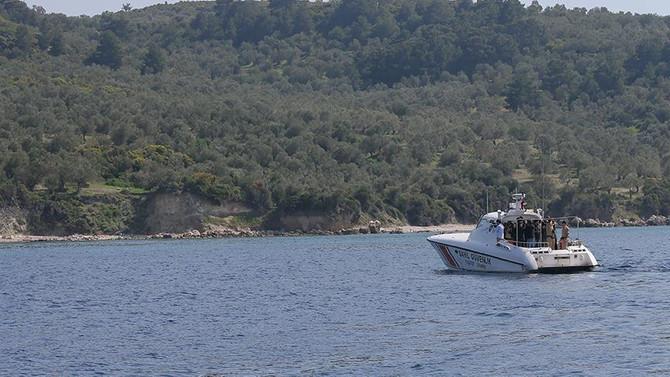 Sığınmacı teknesi battı: 5 ölü