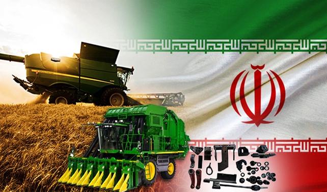 Türk malı tarım makinelerine İran'da talep artıyor