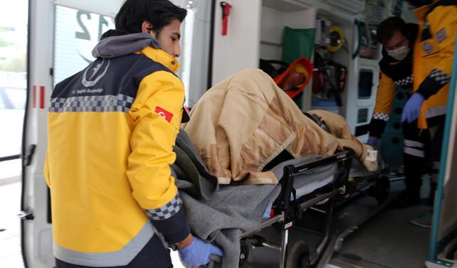 Halep'ten sevk edilen yaralı sayısı 148'e ulaştı