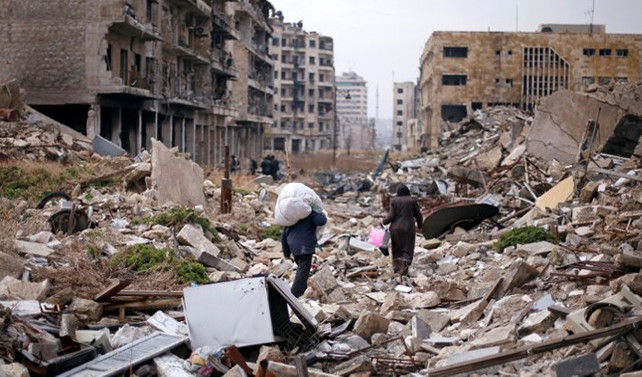 Suriye ordusundan muhaliflere son çağrı