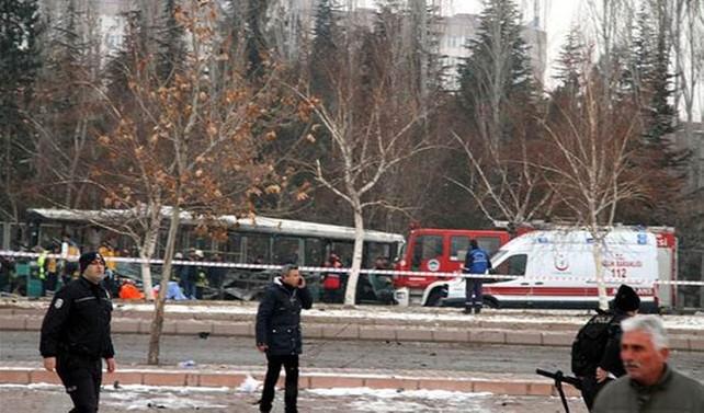 Kayseri'deki terör saldırısını TAK üstlendi