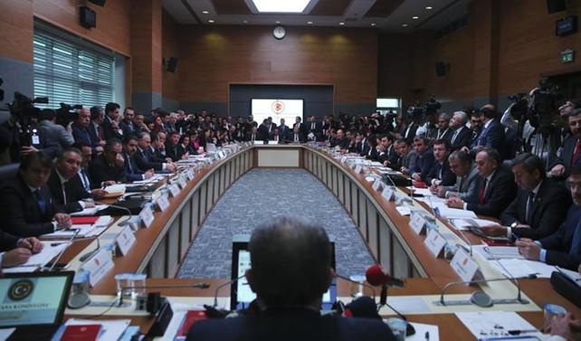 CHP ve HDP'nin önergesi kabul edilmedi