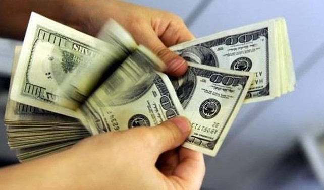 Dolar dar bantta sakin seyretti