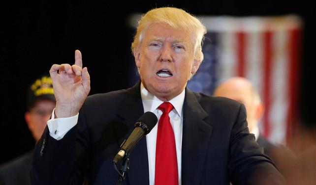 Trump, ABD'nin ilk 'Ulusal Ticaret Konseyi'ni kurdu