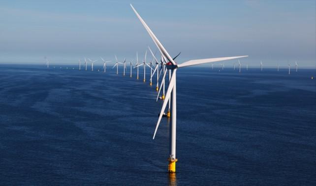 İngiltere'de 'rüzgar çiftliği'nin yarısı satılıyor