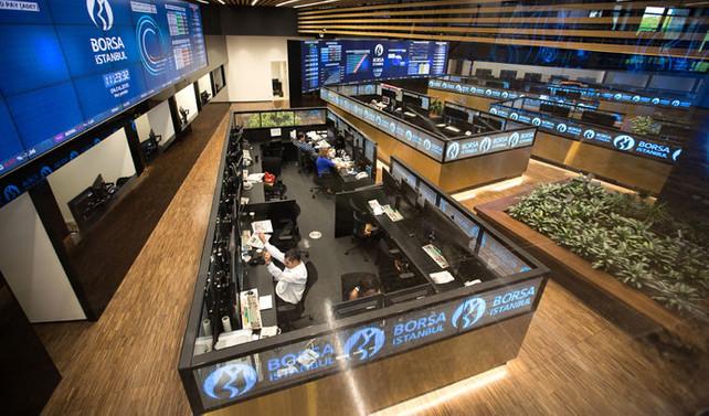 Borsa güne yüzde 0,16  yükselişle başladı