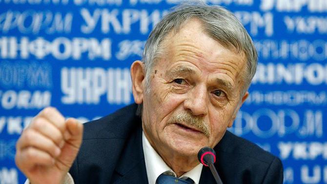 'Kırım'ın işgali dünyanın meselesi'