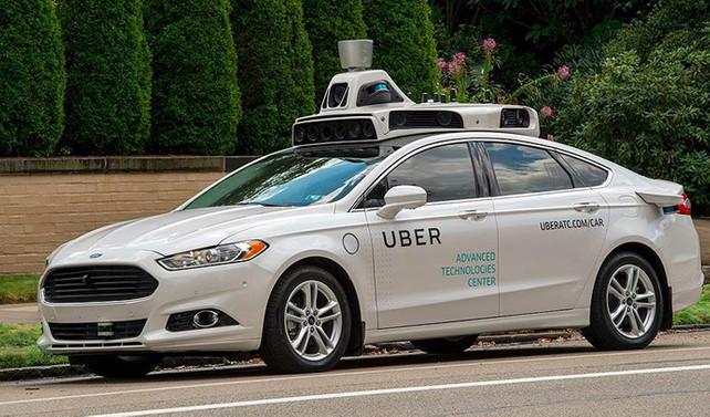 Uber, sürücüsüz araçlarını Arizona'ya taşıdı