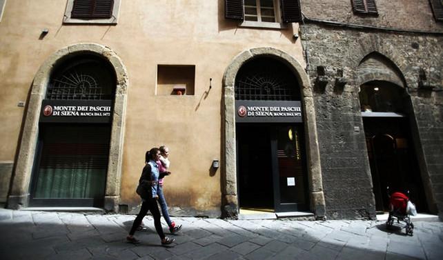 İtalya, dünyanın en eski bankasını kurtarıyor