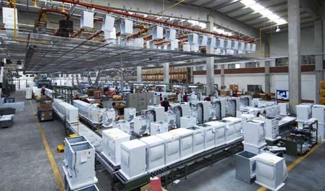 Beyaz eşyada iç satış ve ihracat arttı