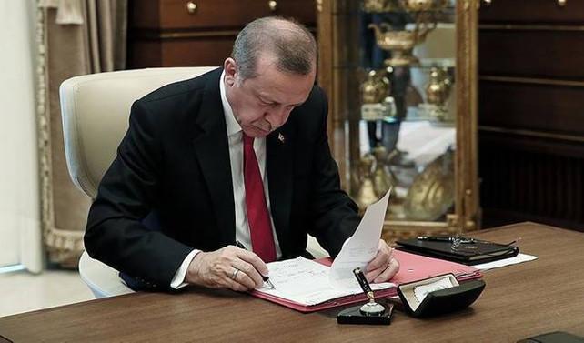 Cumhurbaşkanı Erdoğan Bütçe Kanunu'nu onayladı