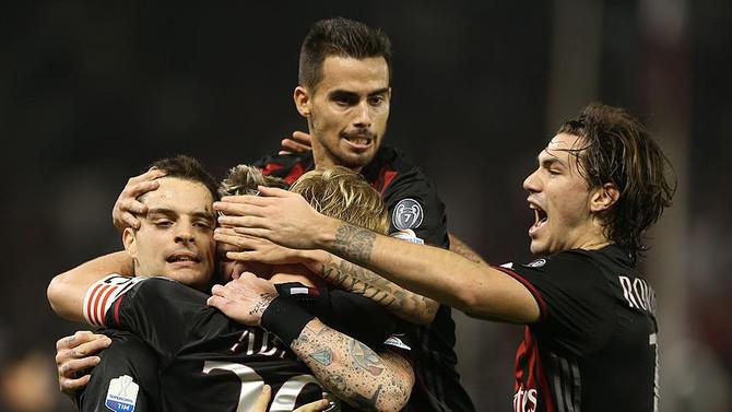Süper Kupa'da zafer Milan'ın