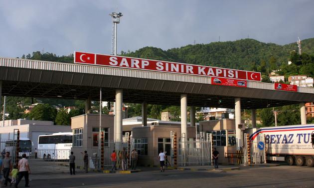 İhracatçılarda Sarp Sınır Kapısı heyecanı