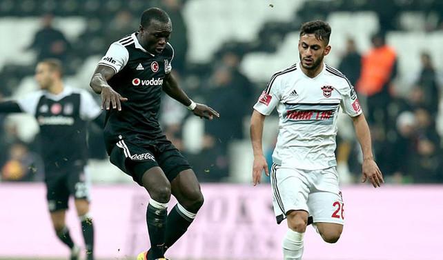 Beşiktaş zirveye yeniden yaklaştı