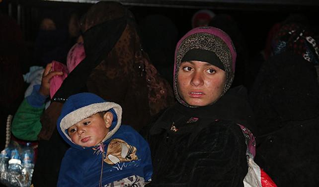 Kerkük'teki sivillerin kaçışı sürüyor