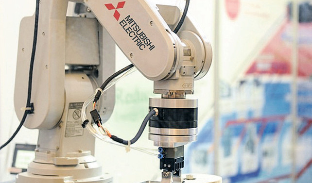 Mitsubishi Electric Sanayi 4.0'ı e-F@ctory ile karşılıyor