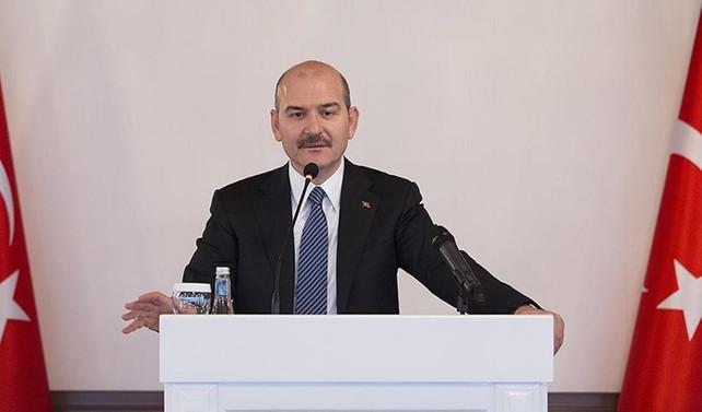 Soylu: Türkiye'nin tek ajandası terör değil