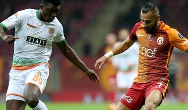 Galatasaray gol yağdırdı!