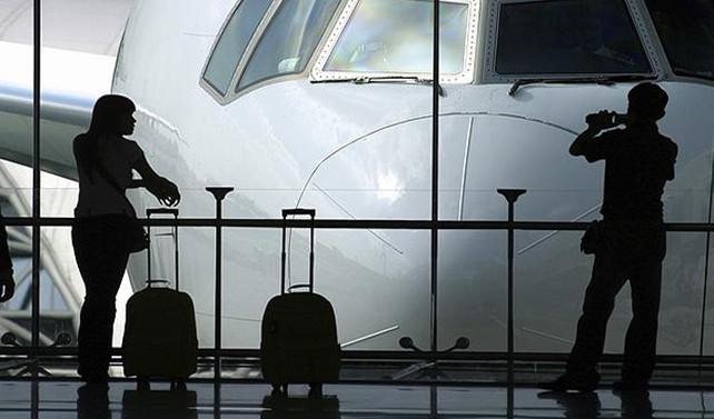 9 ayda 956 milyon kişi uluslararası seyahat yaptı