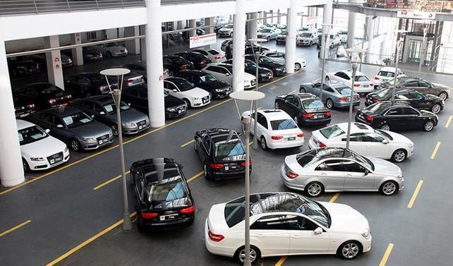 Avrupa otomotiv pazarı yüzde 7,5 büyüdü