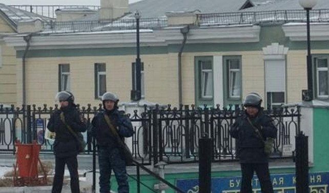 Rusya'daki bomba ihbarı asılsız çıktı