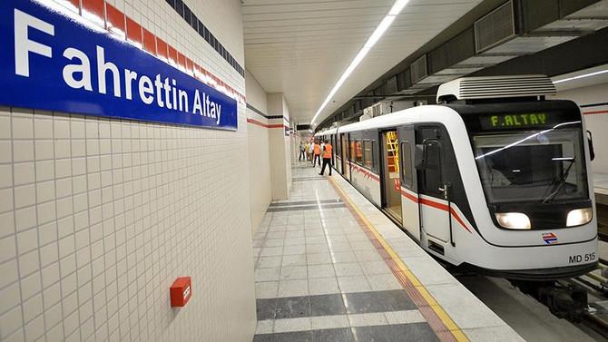 İzmir metrosu 7 km uzatılacak