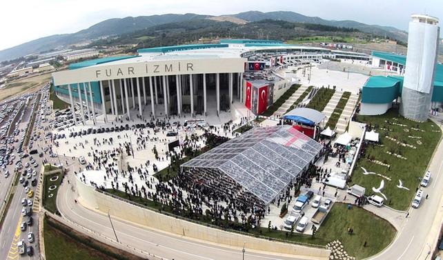CEMA Başkanı İzmir Tarım Fuarı'na geliyor