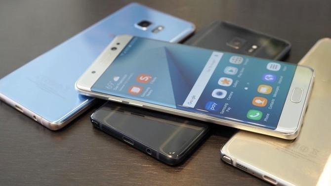 Samsung Galaxy S8 Plus ve Note 8 çalışmalarına başladı