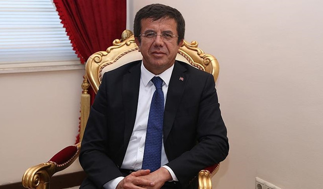 Zeybekci: Türkiye kendi kaynaklarıyla hareket etmek zorunda