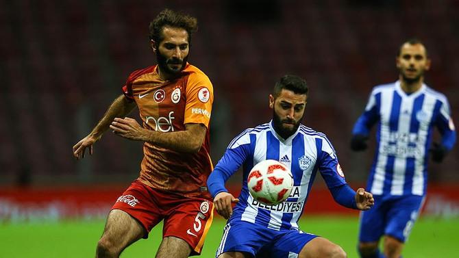Galatasaray'ın kupadaki rakibi Tuzlaspor