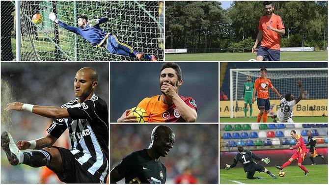 Süper Lig'de 95 futbolcunun sözleşmesi bitiyor