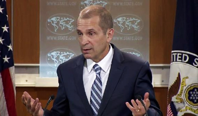 ABD'den 'DEAŞ'a destek' eleştirisine yanıt