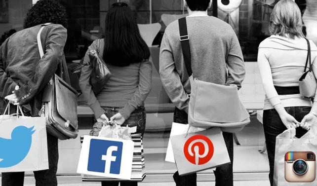 'Sosyal medya alışverişlerinden uzak durun'