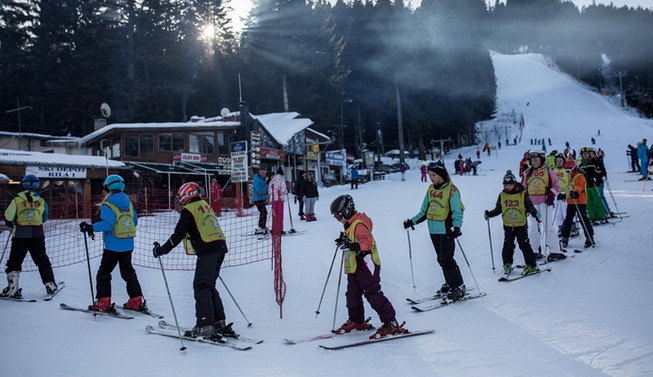 Kayak merkezi Borovets'in hedefi Türk kayakseverler