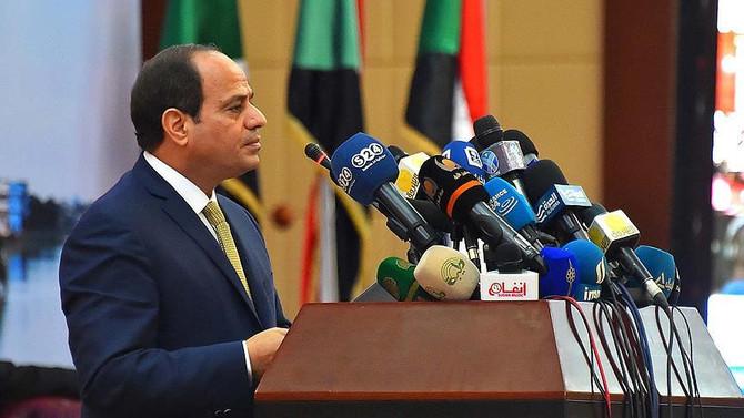 Sisi Mısır halkından 6 ay süre istedi