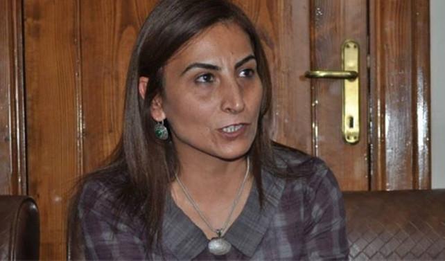 HDP'li Aysel Tuğluk tutuklandı