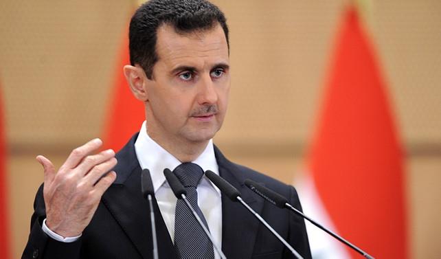 'Esad'ın görevi bırakması için anlaşıldı'